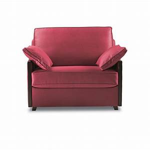 Fauteuil Convertible 1 Place Rapido : fauteuil lit bobino couchage journalier le monde du convertible ~ Teatrodelosmanantiales.com Idées de Décoration