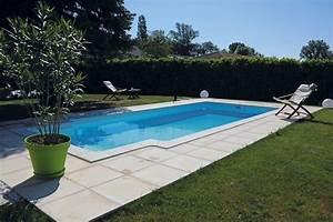 Bache À Barre Piscine : piscine de 6 x 3 m galerie photos desjoyaux ~ Melissatoandfro.com Idées de Décoration