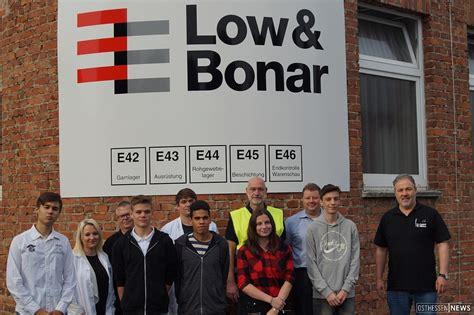 low bonar f 252 nf neue auszubildende ausbildungsstart bei low bonar fulda