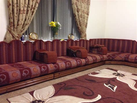 Moroccan Style Floor Seating