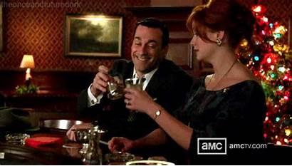 Mad Don Cocktail Party Drinking Draper Hendricks