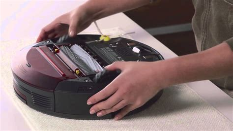 fixing wheel problems  roomba  robot vacuum youtube