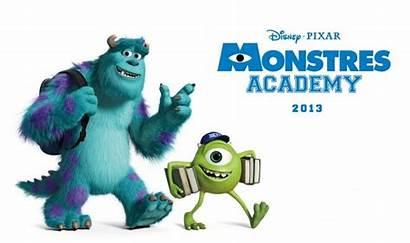 Monstres Academy Monsters Cie Sortie University Prochaine