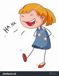Laughing girl clipart - BBCpersian7 collections