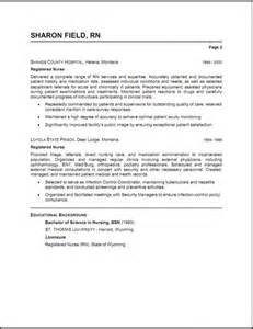 summary of qualifications for a nursing resume resume on