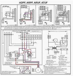 Air Handler For Heat Pump Wiring Diagram