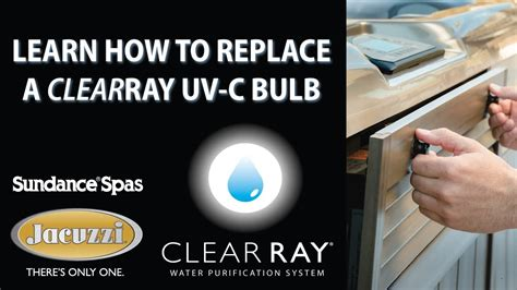 clearray uv c bulb replacement for 2012 and