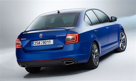 Skoda Octavia Vrs Is Just The Thing For Your Pumped-up