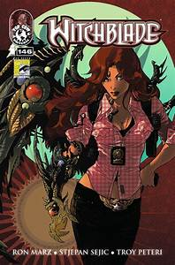 Witchblade #146 San Diego Comic Con Exclusive