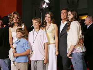 Arnold Schwarzenegger's Kids Look Exactly Like Him. Don't ...