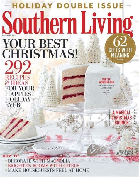 southern living magazine subscription discount deals