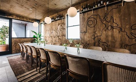 Sydney Restaurants And Bars With Private Dining Rooms