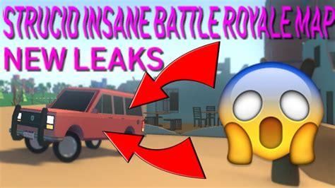 strucid battle royale leaked mapadding cars youtube