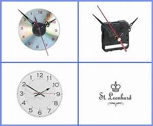 Uhrwerk Mit Zeiger Zum Basteln : st leonhard r ckw rts laufendes uhrwerk mit 3 zeiger sets cd uhr basteln neu ebay ~ Eleganceandgraceweddings.com Haus und Dekorationen