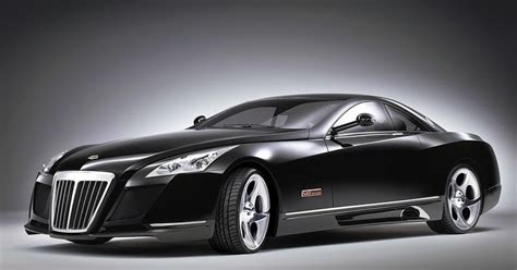 Information Maybach Exelero , Read Here