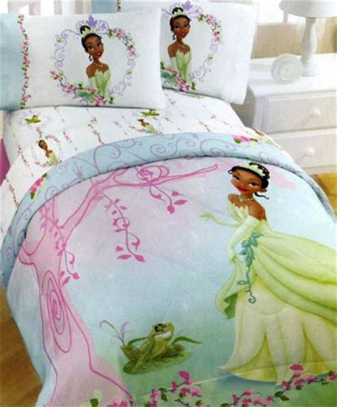 disney princess tiana and the frog comforter w tote girl 39 s bedding twin or full ebay