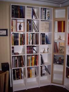 Bibliothèque D Angle Ikea : 25 best bibliotheque angle ideas on pinterest bricolage ~ Melissatoandfro.com Idées de Décoration