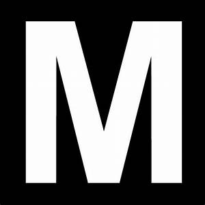 white letter m pictures to pin on pinterest pinsdaddy With white letter m