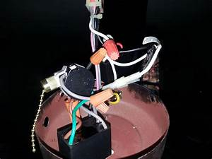 Ceiling Fan Reverse Switch