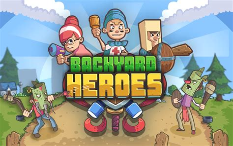 Backyard Heroes (android Game Music) Mp3