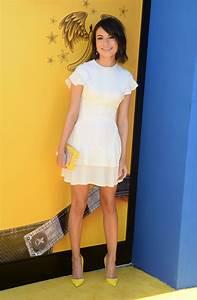 MIRANDA COSGROVE at Despicable Me 3 Premiere in Los ...