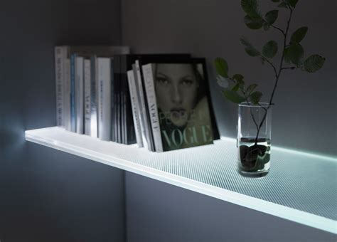 Mensole Illuminate A Led by Casa Immobiliare Accessori Mensole Illuminate A Led