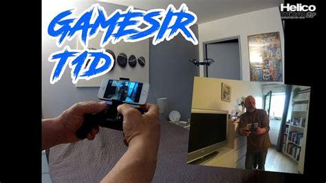 gamesir td pour tello de ryze youtube