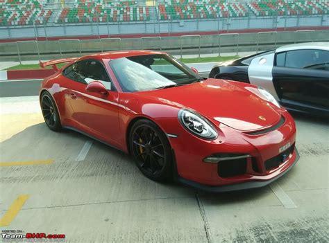 Porsche Gt Cars In India