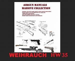 Weihrauch Air Rifle Gun Owners Manuals Digital Download