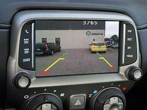 Chevrolet And Buick Factoryconnect Backup Camera Kit For