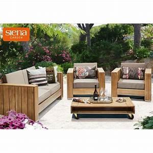 Lounge Set Garten : siena garden lounge set halmstad akazienholz 4 teilig ~ A.2002-acura-tl-radio.info Haus und Dekorationen