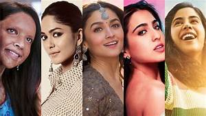 10 Female Bollywood Actors to Look Out for in 2020 | Filme ...