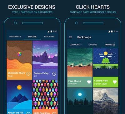 5 Live Wallpaper Tema Terbaik Untuk Android Kamu Top 10 Aplikasi Wallpaper Android Terbaik Paling Keren