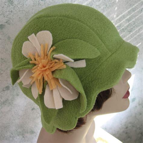 womens hat pattern flapper hat  scalloped  kalliedesigns