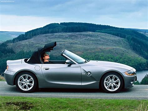 2003 Bmw Z4 30i Specifications And Technical Data