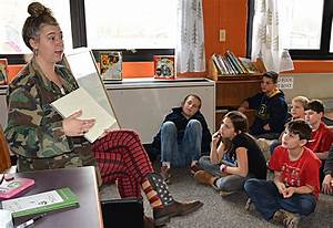 Children's author shares craft, inspires students | Oxford ...