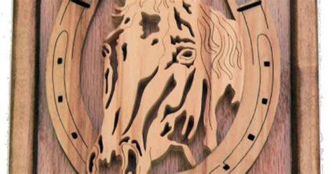 easy scroll  patterns horses pops shop scrollsaw