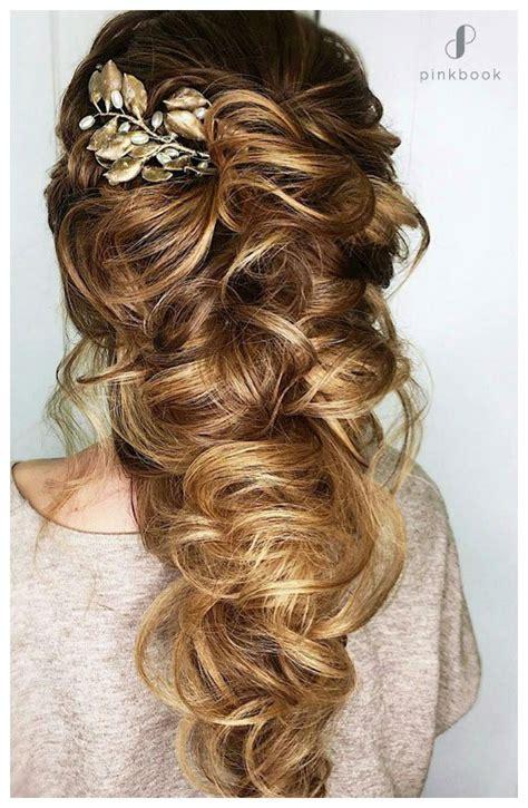 10 beautiful wedding hairstyles for hair l pink book weddings