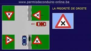 Intersection Code De La Route : 20 la priorit de droite youtube ~ Medecine-chirurgie-esthetiques.com Avis de Voitures