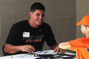 Hopes And Dreams Mason Rudolph Is 20 Years Old But The