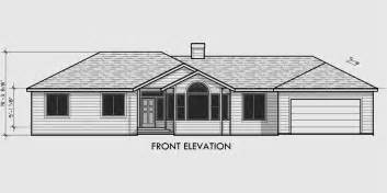 house plans with kitchen in front single level house plans 3 bedroom 2 bath house plans 10077wd