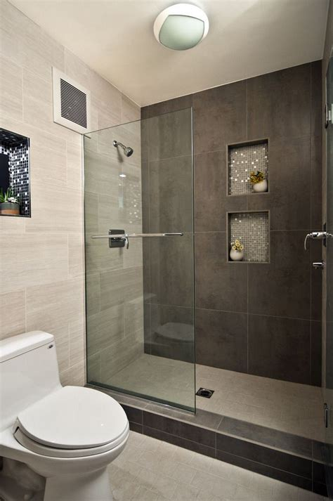 modern bathroom design ideas  walk  shower
