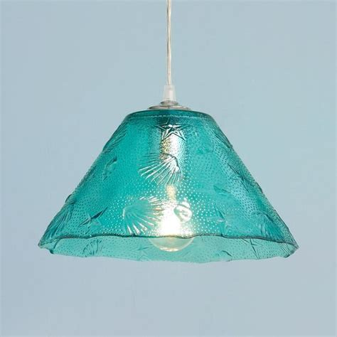 sea shell glass pendant light glass pendant light glass