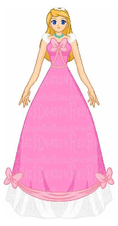 Cinderella Disney Torn Gown Characters Princess Dresses