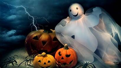 Halloween Wallpapers Desktop Happy Bing Scary Spooky