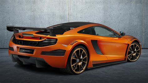 mansory cars mansory mclaren mp4 12c car tuning