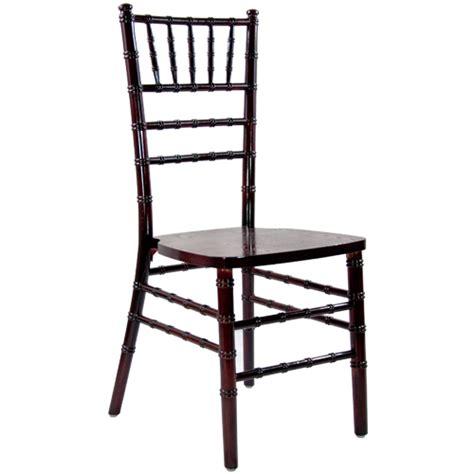 mahogany wood chiavari chair chiavari chairs for sale