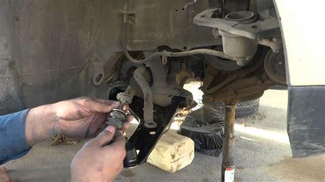 suspension arm replacement car suspension repair