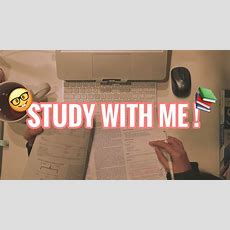Study With Me!  Real Time Study Session For Study Motivation Youtube