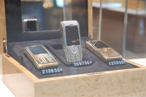 expensive cell phones  created top mobile